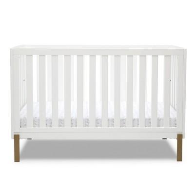 Delta Children Hendrix 4-in-1 Convertible Crib, Greenguard Gold Certified