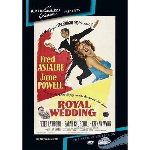 Royal Wedding (DVD) - image 1 of 1