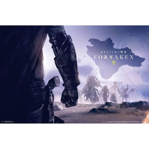 "34""x23"" Destiny 2 Secondary Key Art Unframed Wall Poster Print - Trends International - image 1 of 2"