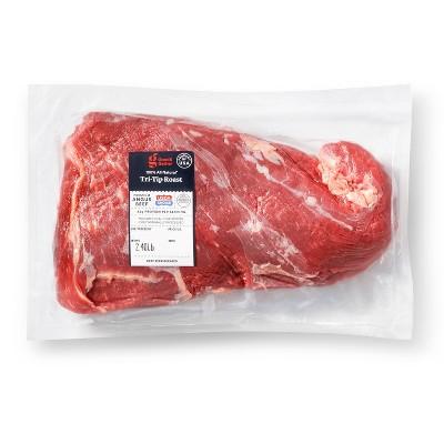 USDA Choice Angus Beef Tri Tips - 2.03-3.38 lbs - price per lb - Good & Gather™
