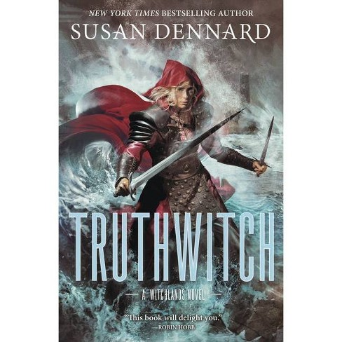 Truthwitch - (Witchlands) by Susan Dennard - image 1 of 1