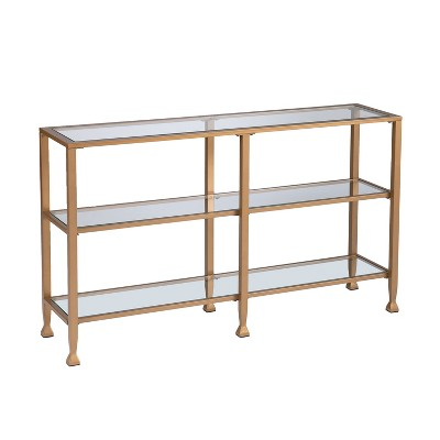 Jamel 3 - Tier Console Table - Aiden Lane