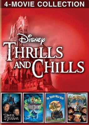 Disney Thrills and Chills: 4-Movie Collection (DVD)