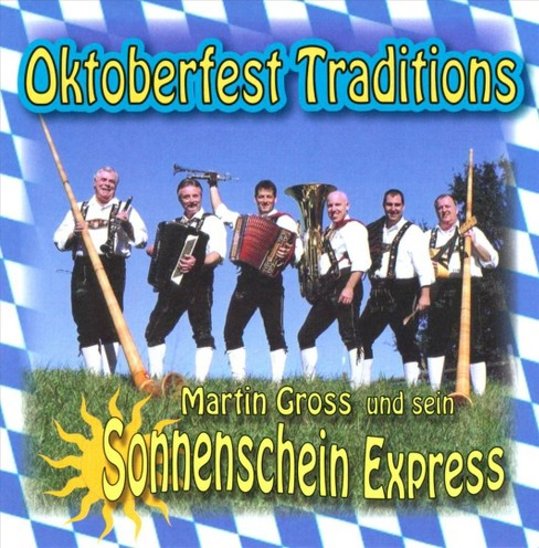 Martin gross - Oktoberfest traditions (CD) - image 1 of 1