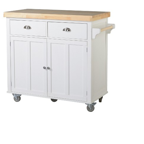 Kitchen Microwave Cart