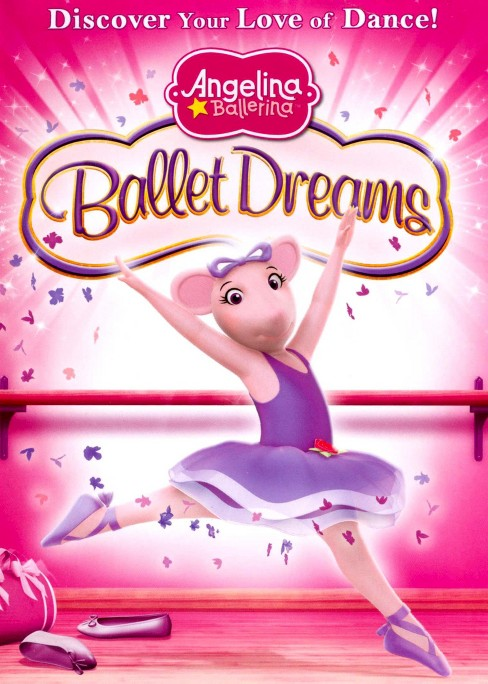 Angelina ballerina:Ballet dreams (DVD) - image 1 of 1