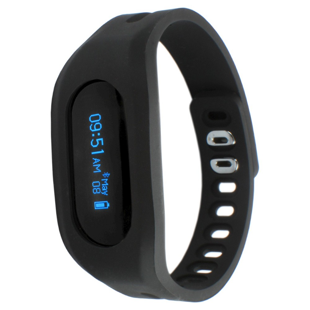 Tko Wireless Bluetooth Enabled Activity, Fitness and Sleep Tracker with Ios and Android Compatibility, Black Tko Wireless Bluetooth Enabled Activity, Fitness and Sleep Tracker with Ios and Android Compatibility Color: Black.