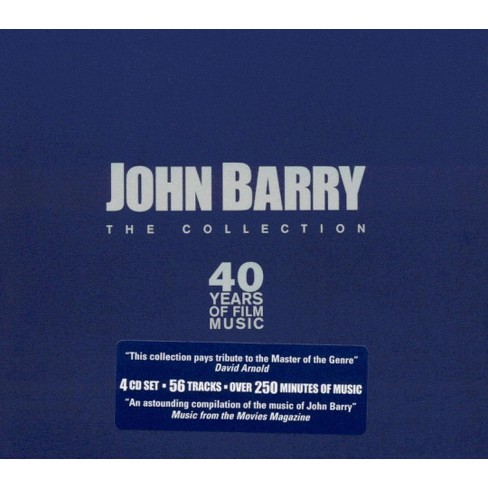 John (Conductor Barry & Composer - Collection-40 Years of Film Music (CD) - image 1 of 2