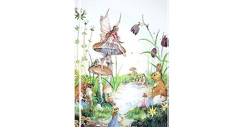 Fairy Story by Jean and Ron Henry Foiled Journal (Hardcover) - image 1 of 1