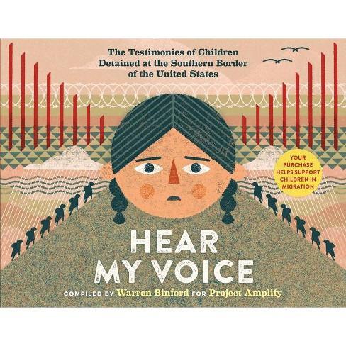 Hear My Voice/Escucha Mi Voz - (Hardcover) - image 1 of 1
