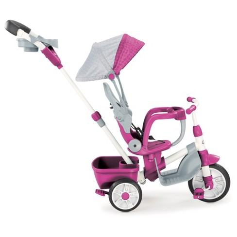 Little Tikes Perfect Fit 4-in-1 Trike - Pink - image 1 of 7