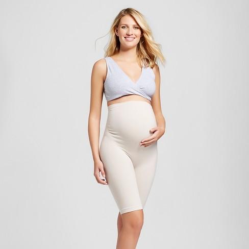 bb1e714b4ac4d Lamaze Maternity Shaper - Full Thigh Length - Beige   Target