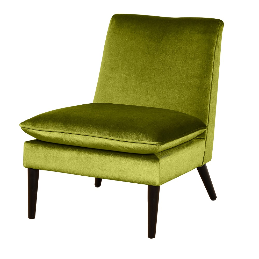 Image of Harper Chair - Green - Angelo:Home