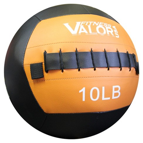 Valor Fitness WB-10 10lb Wall Ball - image 1 of 1