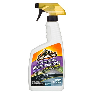 Armor All Air Freshening Cleaning New Car - 16fo