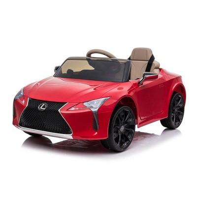 Feber 12V Lexus Powered Ride-On - Red