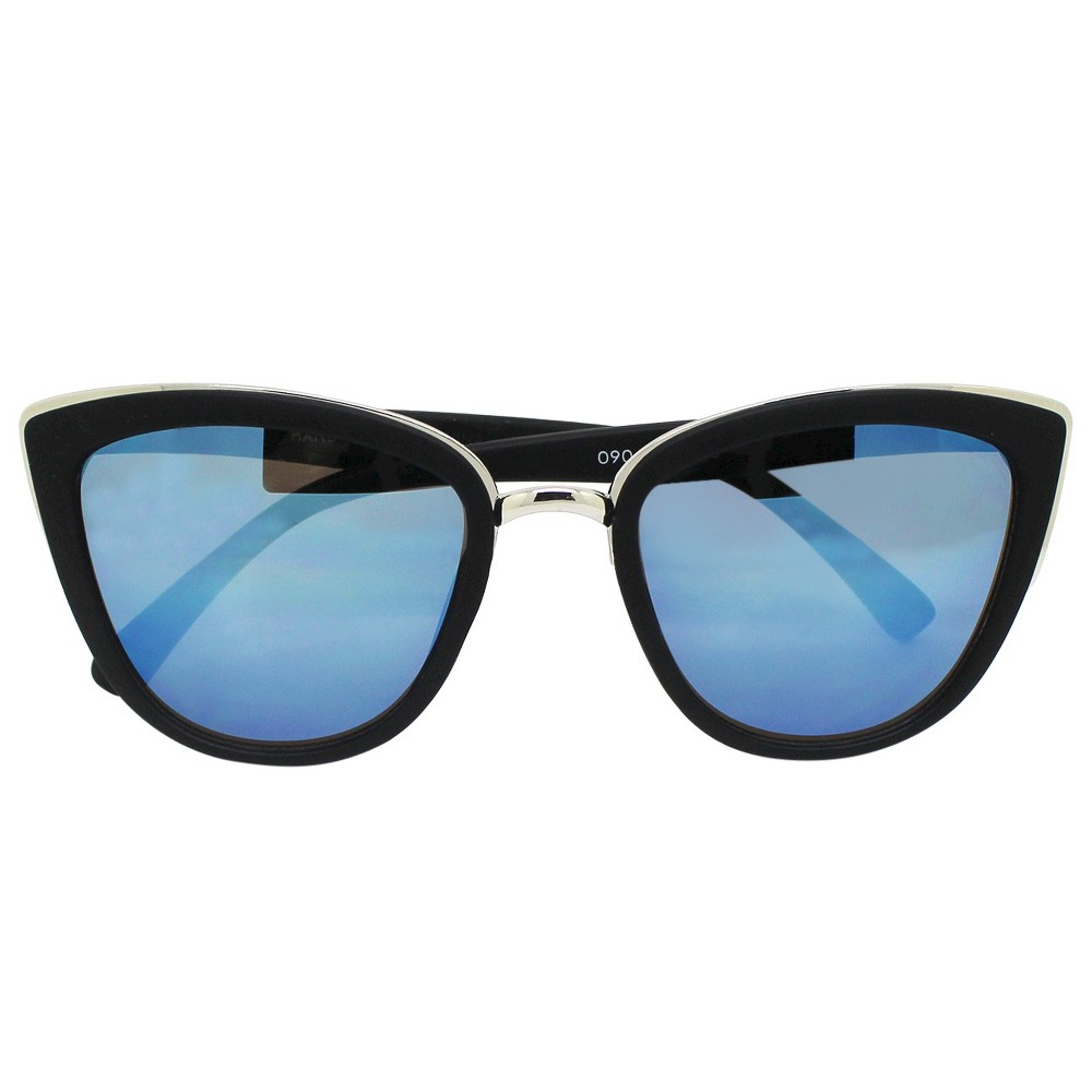 Women's Cateye Sunglasses - Black