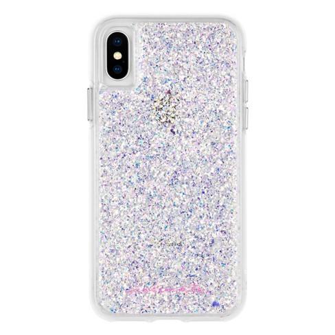 half off 3f278 ea560 Case-Mate Apple iPhone X/XS Twinkle Case - Stardust