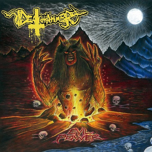 Deathhammer - Evil power (CD) - image 1 of 1