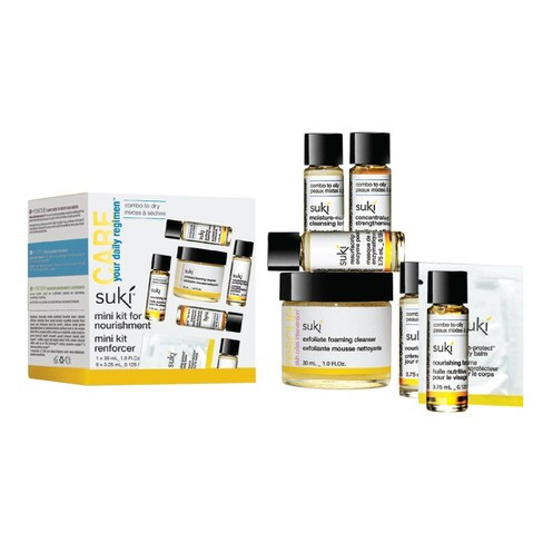 Suki Care Active Daily Regimen Mini Kit For Clarity - image 1 of 1