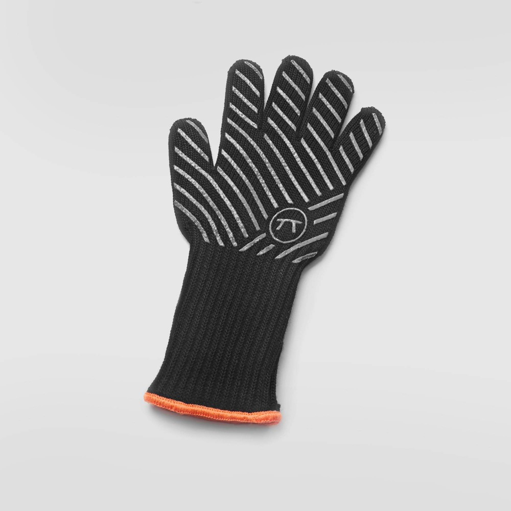 Image of L-XL Professional High Temp Grill Glove Black - Outset