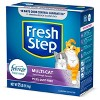 Fresh Step Multi-Cat Scented Litter with the Power of Febreze Clumping Cat Litter - 25lb - image 3 of 4