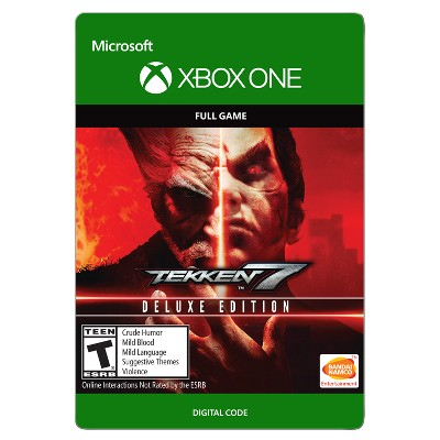 Tekken 7: Deluxe Edition - Xbox One (Digital)