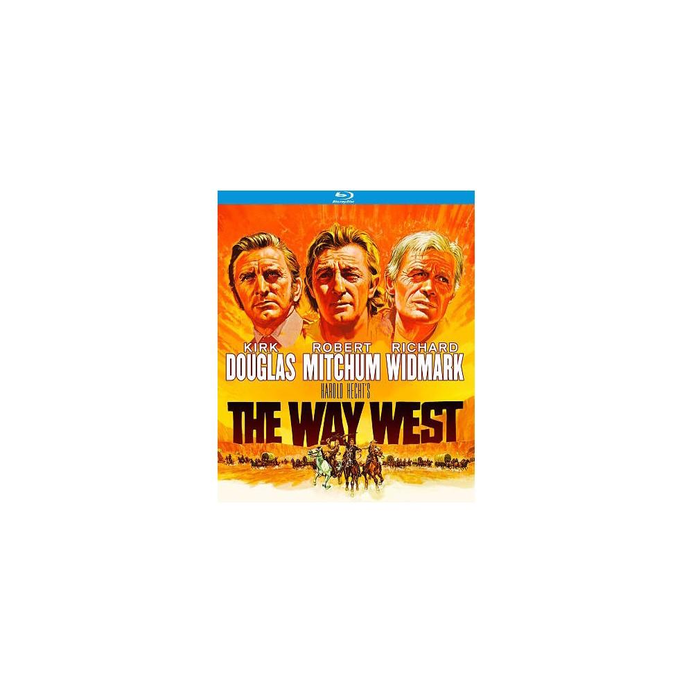 Way West (Blu-ray), Movies