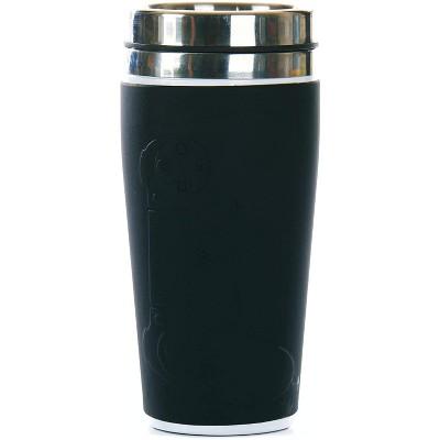 PlatyStation Controller 14oz Thermal Travel Mug w/ Gadget Decals
