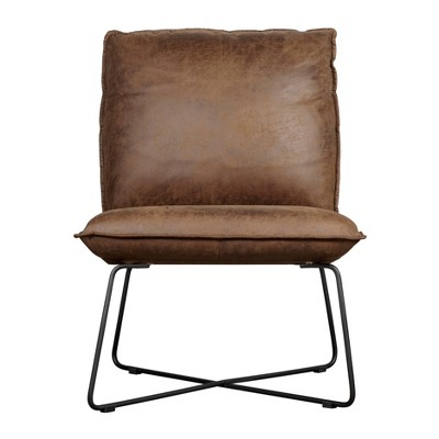 Ellington Armless Lounge Chair - Finch