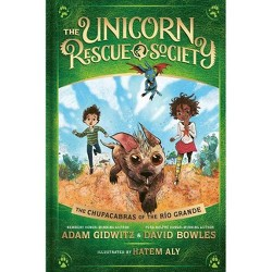 Sasquatch And The Muckleshoot - (Unicorn Rescue Society) By Adam