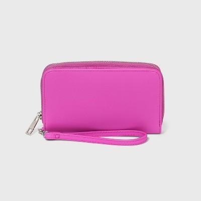 Women's Zip Wristlet - A New Day™