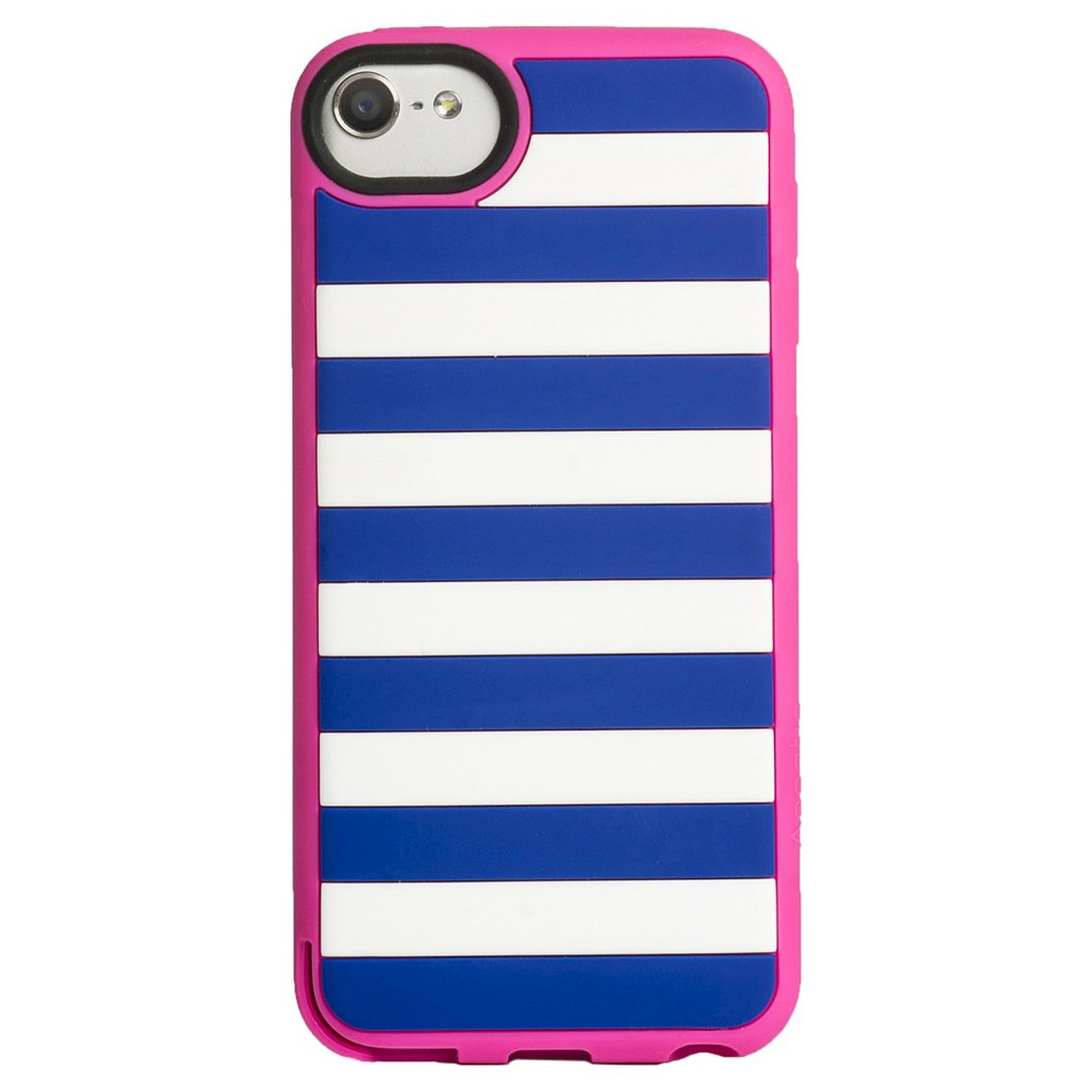 Image of Agent18 iPod Touch 5 Case - Stripevest, Pink/Blue