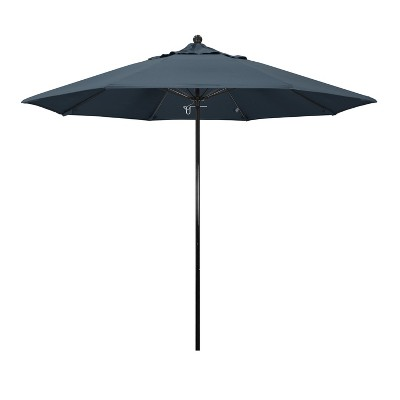 Merveilleux 9u0027 Complete Fiberglass Pulley Open Patio Umbrella   California Umbrella