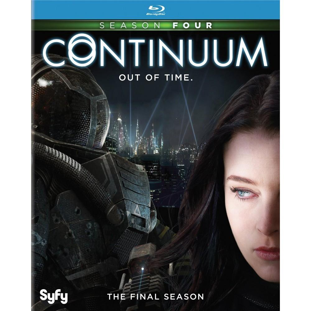 Continuum:Season Four (Blu-ray)