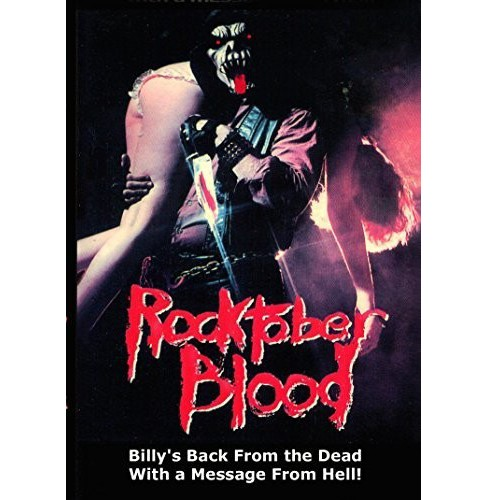 Rocktober Blood (DVD) - image 1 of 1