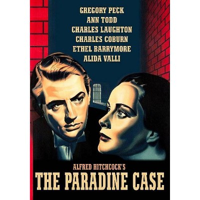 The Paradine Case (DVD)(2017)