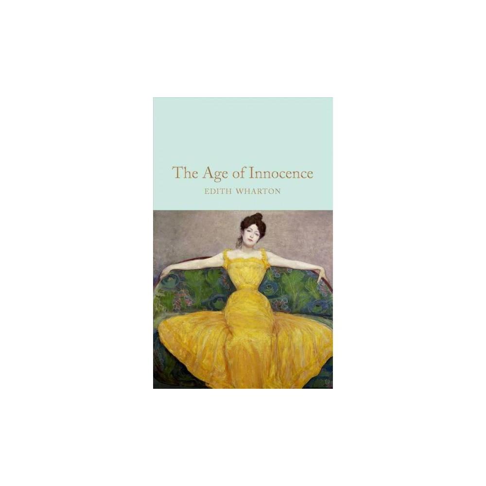 Age of Innocence - by Edith Wharton (Hardcover)