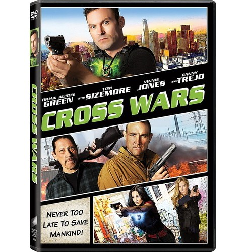 Cross Wars (DVD) - image 1 of 1