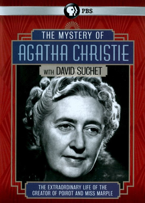 Mystery of agatha christie with david (DVD) - image 1 of 1