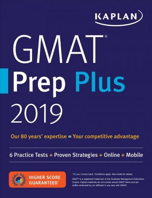 Gmat Preparation Book