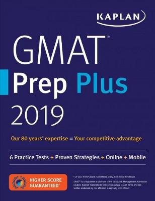 Gmat Preparation Book
