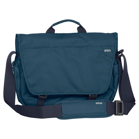 Stm Radial Medium Shoulder Bag Blue 112 117p 51