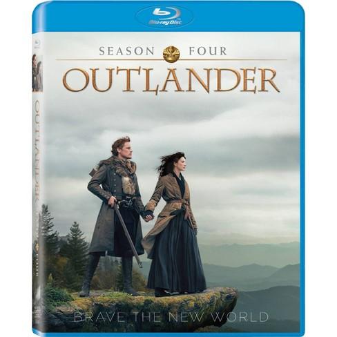 Outlander (2014) Season Four (Blu-ray) - image 1 of 1