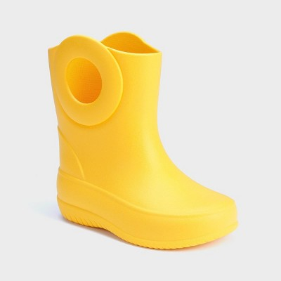 Okabashi Toddler Kendall Rain Boots - Yellow