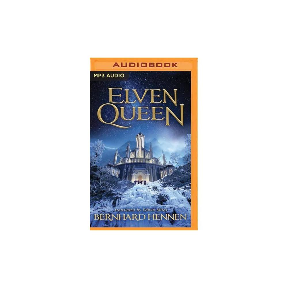 Elven Queen - MP3 Una (Saga of the Elven) by Bernhard Hennen (MP3-CD)