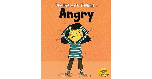 Angry (Paperback) (Isabel Thomas) - image 1 of 1