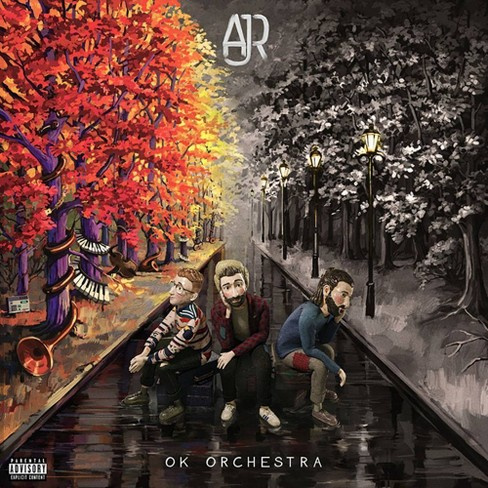 AJR - Music - OK Orchestra (CD) - image 1 of 1