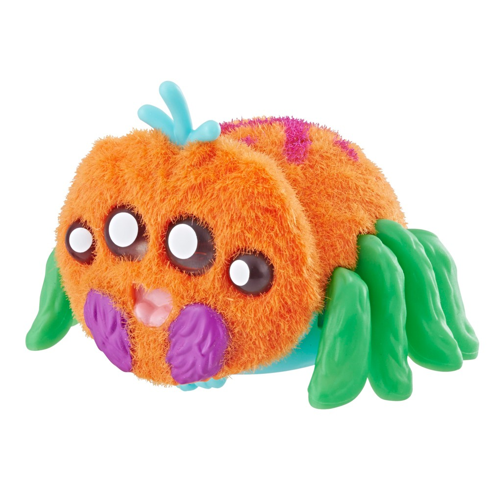 Yellies! Toots Voice-Activated Spider Pet