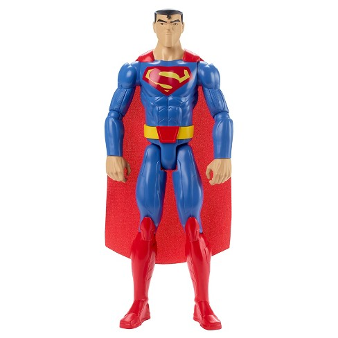 "Justice League Action Superman Figure 12"" - image 1 of 4"